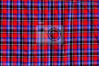 Stoff nischen Masai