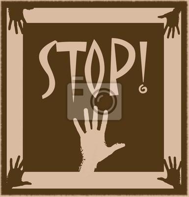 Stop! Weinlese