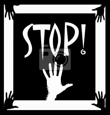 stoppen!