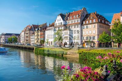 Strasbourg en Alsace, Frankreich