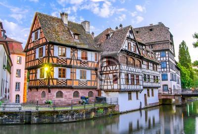 Straßburg, La Petite France im Elsass, Frankreich