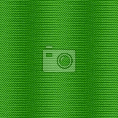 Strickmuster, grün wandposter • poster Wintersport, Pullover, Garn ...