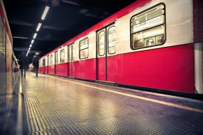 Poster subway
