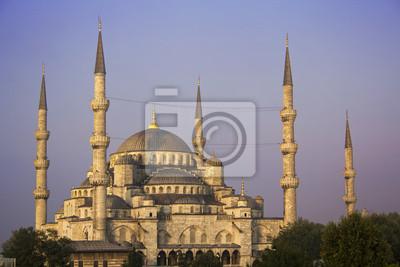 Sultanahmet (Blaue Moschee)