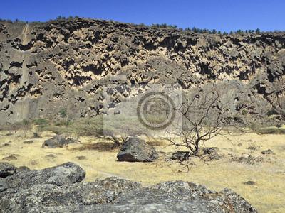 Sultanat Oman, Dhofar, in der Nähe von Salalah, Wadi Darbat