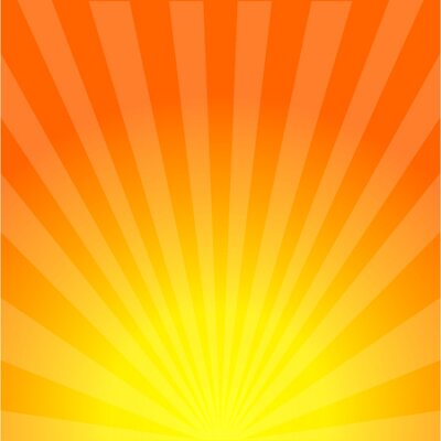 Poster Sun rays background. Sunburst. Sunshine. Sunset. Summer sun. Sunrise. Eps10