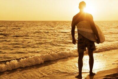 Poster Surfing, Australia, Surfboard.