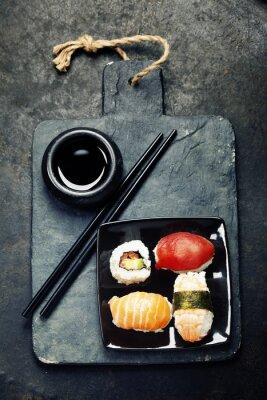 Poster Sushi set