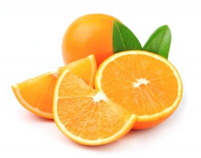 Poster Süße Orangenfrucht