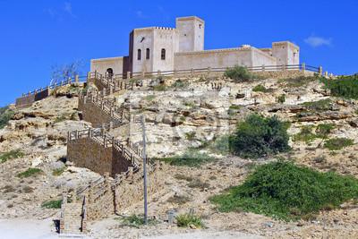 Taqa Fort in Oman