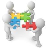 Synonyme Zusammenarbeit
