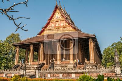Tempel des Smaragd-Buddha
