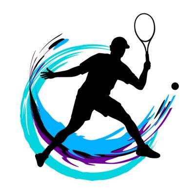 Poster Tennis - 197