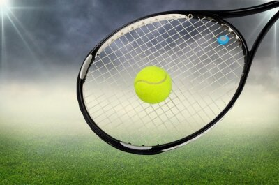 Poster Tennis.