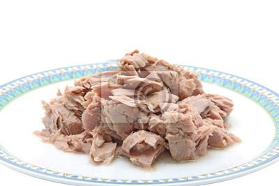 Thunfisch Fleisch
