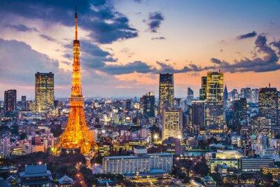 Poster Tokyo, Japan Tokyo Tower