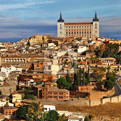 Toledo-mittelalterlichen Stadt spian