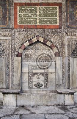 Topkapi-Palast Brunnen