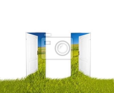 Türen in der neuen Welt