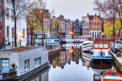 Überblick über Amsterdam