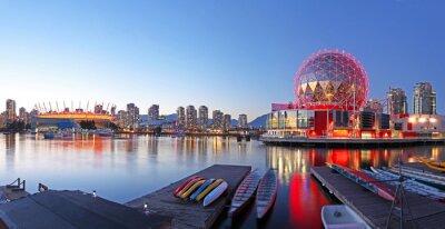Poster Vancouver in Kanada