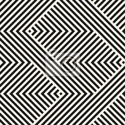 Fototapete Nahtlose Zick Zack Linien Muster 10