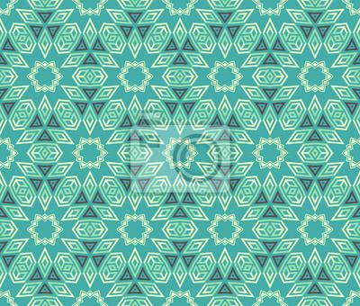 Poster vintage winter Wallpaper-Muster nahtlose Hintergrund. Vector.