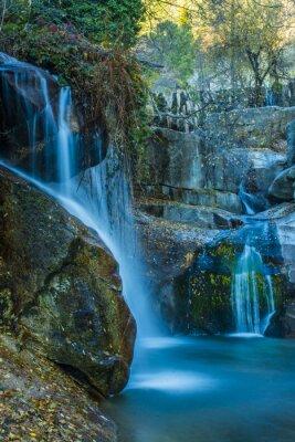 Poster Wasserfall