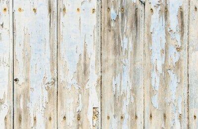 Poster Weinlese Grunge Holz Verwittert Antik