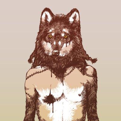Poster Werwolf