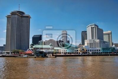 Wolkenkratzer von New Orleans 2008