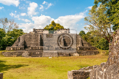 Xunantunich Ruinen