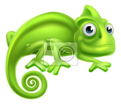 Poster Zeichentrickfilm Chameleon