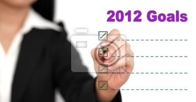 Ziel 2012 Liste