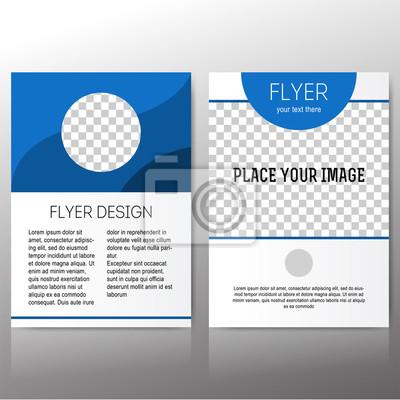 Zusammenfassung flyer vektor-vorlage wandposter • poster Infografik ...