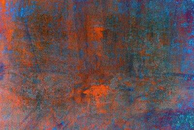 Abstrakt, alt, Grunge Putz Wände, der Hintergrund, Textur. Copyspace für Ihren Text