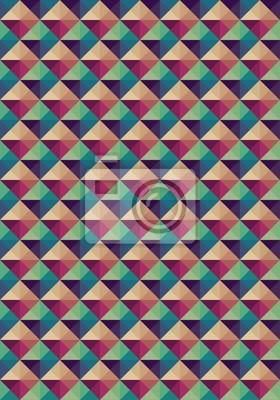 abstrakte geometrische Textur