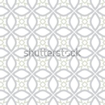 Sticker Abstrakte Hintergrundbeschaffenheit im geometrischen dekorativen Stil. Nahtloses Design.