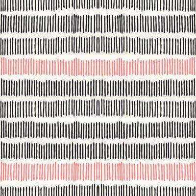 Abstrakte Linien Seamless Pattern