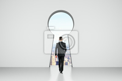Access and success concept