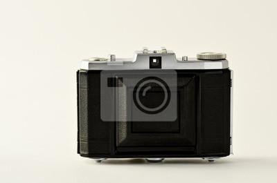 Alte Fotokamera, auf Film, second hand