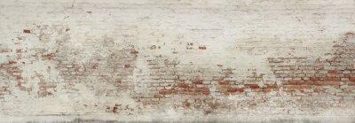 Sticker Alte Ziegelmauer