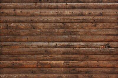 Altes raues gemaltes hölzernes Brett des Brown-Hintergrundes, Nahaufnahme