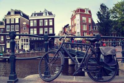 Sticker Amsterdam, Niederlande