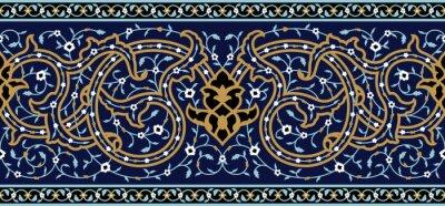 Sticker Arabisch Komplexe Simplex-Rahmen