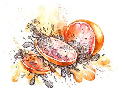 Sticker Aroma Geschmack von Lebensmitteln