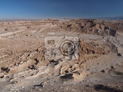 Sticker Atacama-Wüste