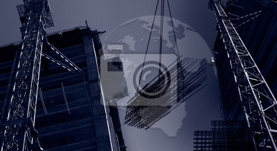 banner internationalen Bau-