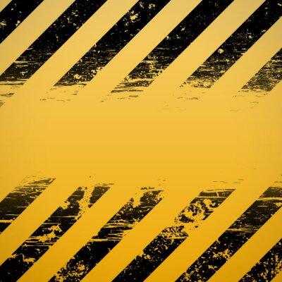 Sticker Bau-Vektor-Hintergrund