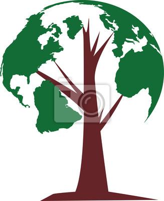 Baum der Welt